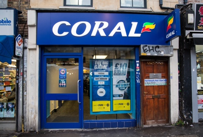 Coral High Street Betting Shop