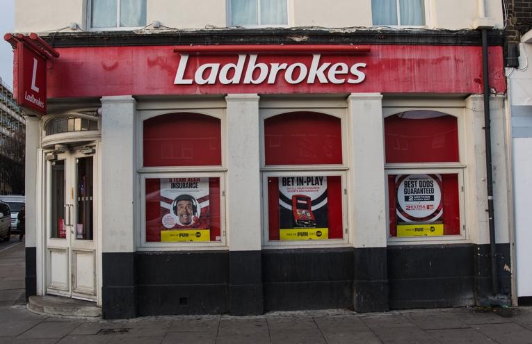 Ladbrokes High Street Betting Shop