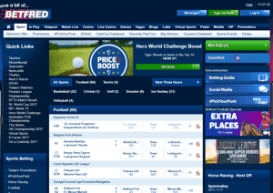 betfred screenshot