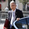 UK Chancellor Phillip Hammond