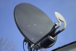 Household Satellite Dish