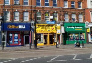 Betting Shops on the High Street
