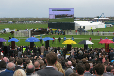 Aintree Racourse and Bookmakers