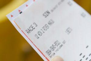 Betting Ticket