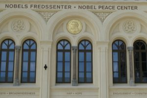 Nobel Peace Centre in Oslo