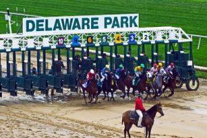 Starting Stalls at Delaware Racetrack