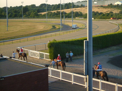 Wolverhampton Racecourse at Dunstall Park