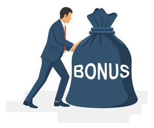 Bookmaker Offering Bonus