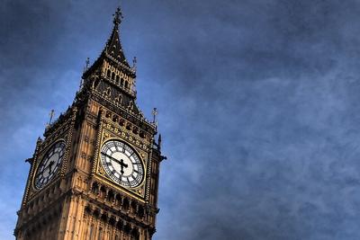 Westminster Big Ben and Dark Skies