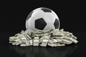 Football on Bundles of Money