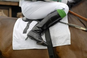 Racehorse Jockey's Boot