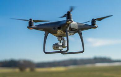 Drone In-Flight