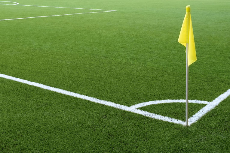Football Pitch Corner Flag