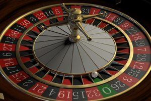 Roullette Wheel Ball Position 0