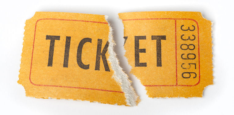 Torn Ticket
