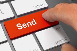 Keyboard Send Button