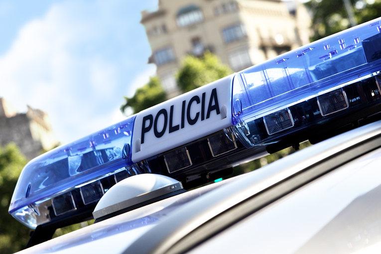 Spanish Patrol Car