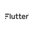 Flutter Logo White Background