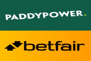 Paddy Power and Betfair Logos