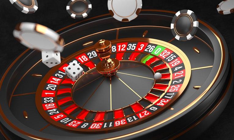 Roulette Wheel Graphic
