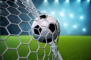 3D Football in Net