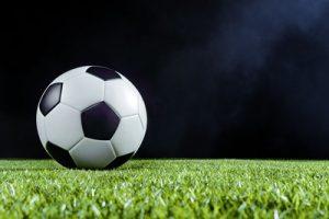 Football Dark Background