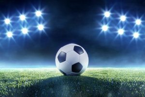 Football and Floodlights