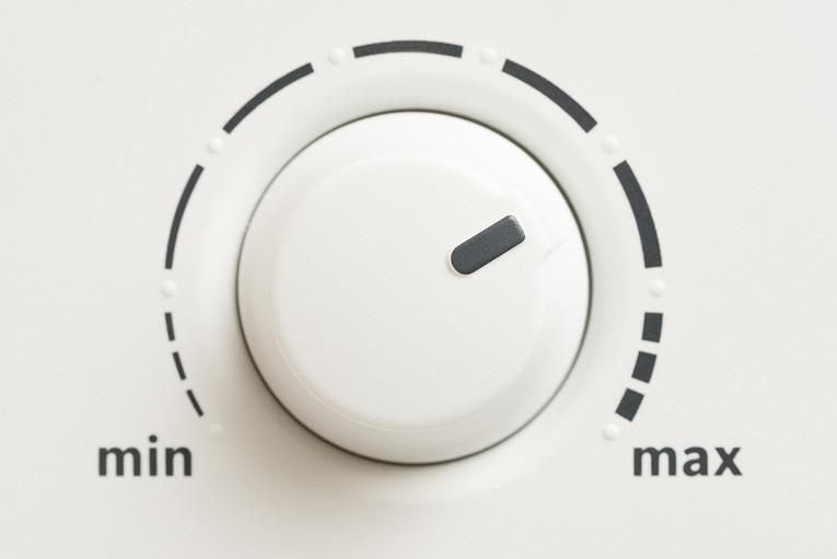 Minimum Maximum Dial