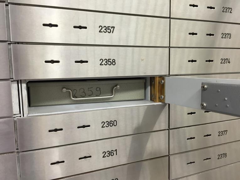 Saftety Deposit Box
