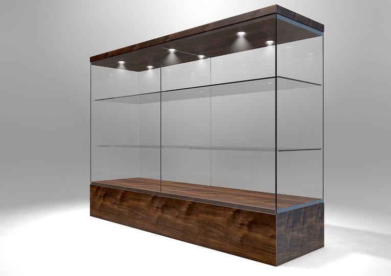 Empty Trophy Cabinet