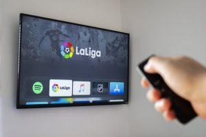 La Liga on TV