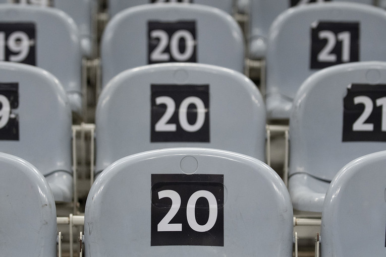 Number 20 Stadium Seats