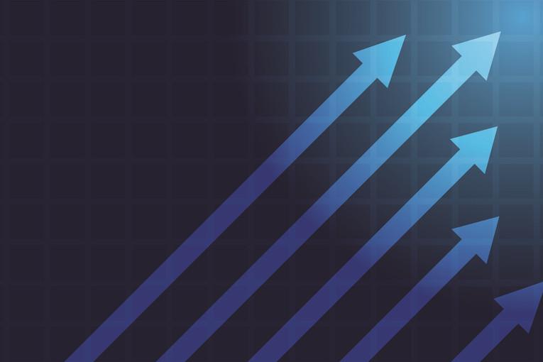 Arrows on Chart