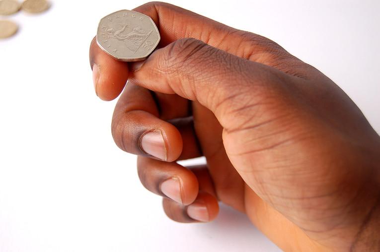 50 Pence Coin Toss