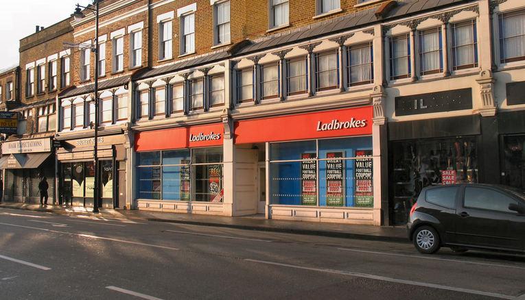 Ladbrokes Shop