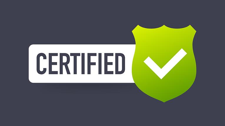 Certified Tick