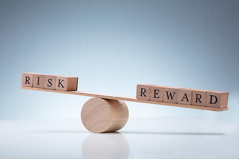 Risk Reward Wooden Seesaw