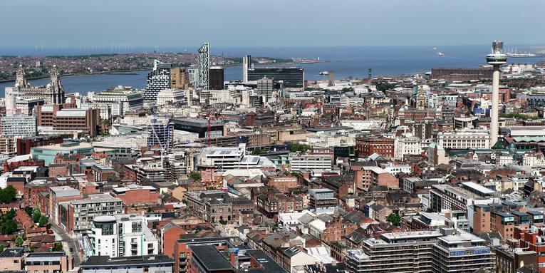 Liverpool Cityscape
