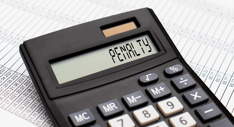 Penalty on Calculator
