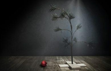 Sparse Christmas Tree