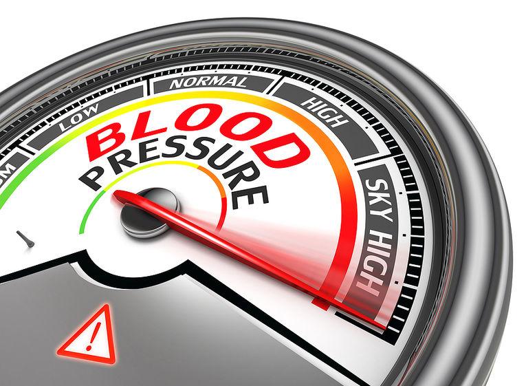 Blood Pressure Sky High