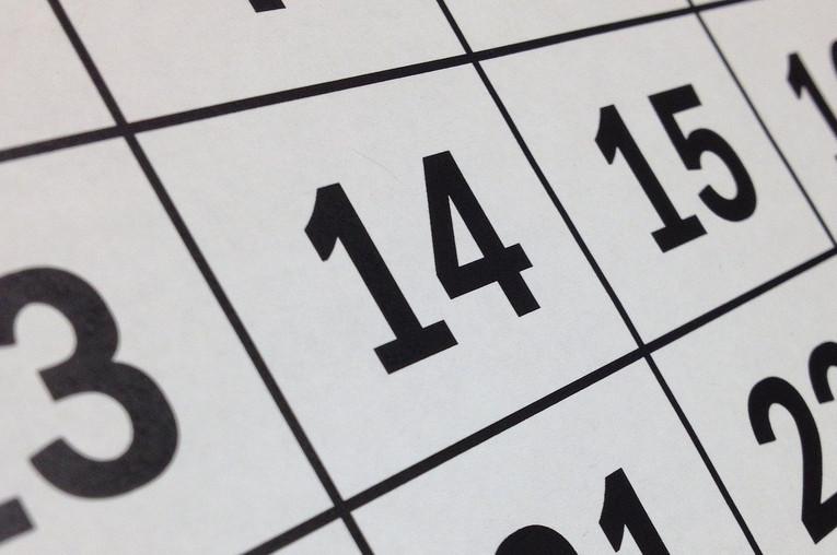 Calendar Number 14