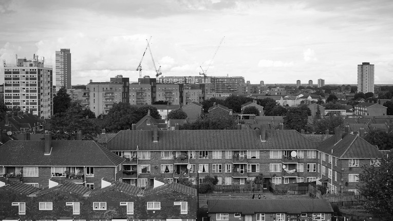 London Urban Skyline
