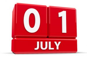 July 1st Red Cubes