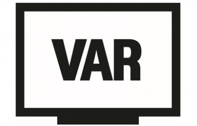 VAR White Screen Icon