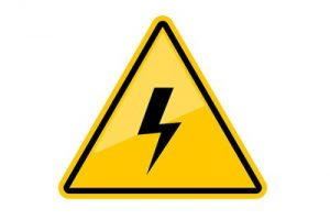Electric Warning Triangle