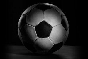 Football Dimly Lit