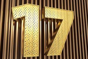 Golden Number 17